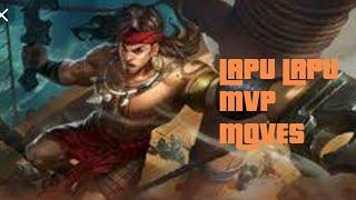 MVP MOVESLAPU LAPU USERMOBILE LEGENDS