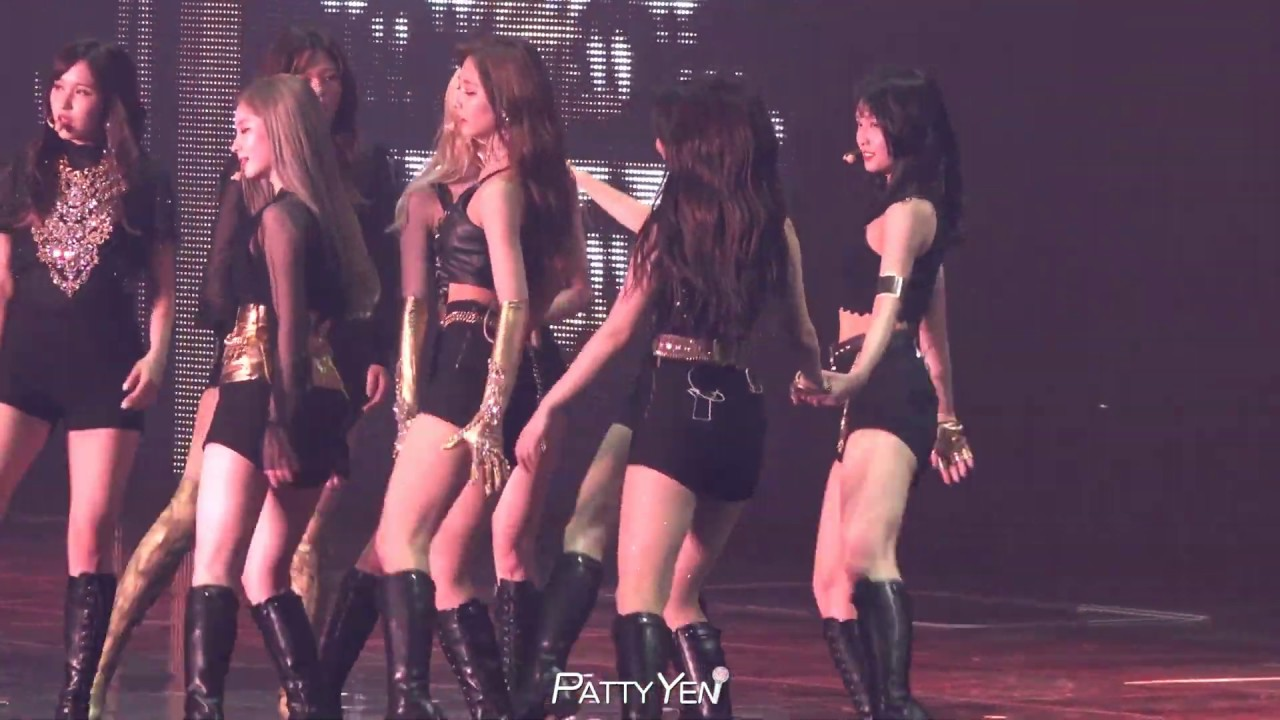 190525 트와이스(TWICE) 쯔위(Tzuyu) -'KNOCK KNOCK'직캠 fancam@TWICELIGHT Concert by PattyYen