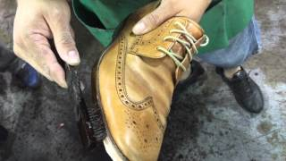 Cole Haan Shoe Repair from My Shoe Hospital