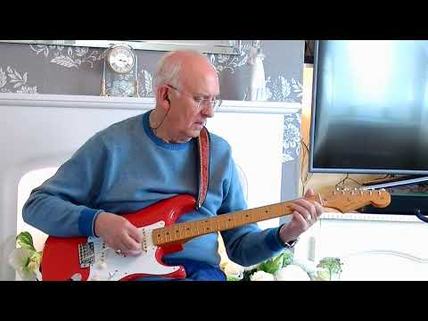I'd Never Find Another You - Billy Fury - instrumental cover by Dave Monk