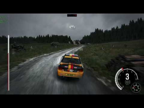"2 - DiRT Rally - ""Benchmark -1960s - Jamsa, Finland - Baumholder, Germany"""