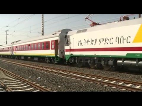 Ethio Djibouti railway officially inaugurated
