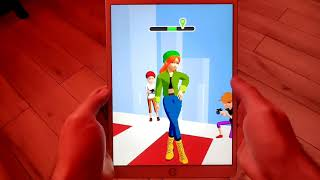 Twerk Blast, Shoe Race, Long Nails 3D, Snake Master 3D,Muscle Rush, Giant Rush, Android iOS Gameplay