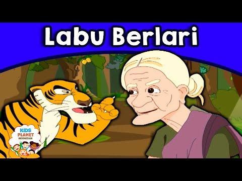 Labu Berlari - Cerita Untuk Anak-Anak   Dongeng Bahasa Indonesia   Animasi Kartun