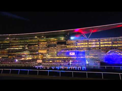 29.03.2014 Meydan (Dubai-UAE) Opening Ceremony Dubai World Cup 2014 720pHD