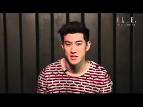 [Engsub] Elle Magazine 2013 Interview Aarif 李治廷 Part 2
