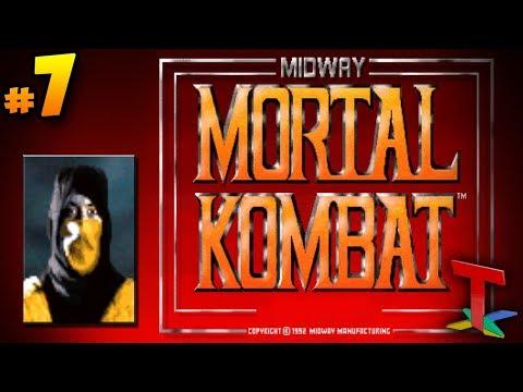 Mortal Kombat (Scorpion)│por Nacho & TulioX│Parte #7