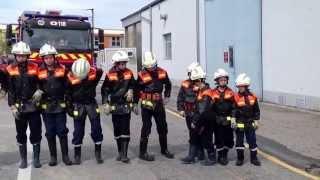 Les Jeunes Sapeurs Pompiers de Forel