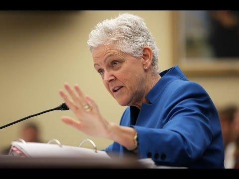 Senate Hearing on Gold King Mine Spill