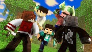 Minecraft: O FILME #56 - A 2ª GUERRA! DESTRUÍMOS TUDO?! | (Crazy Craft 3.0)