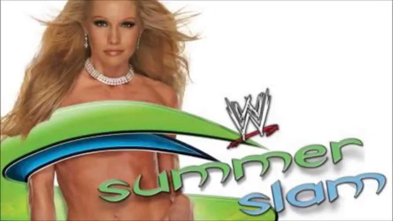 WWE SummerSlam 2003 Match Card Rob Van Dam Vs Kane - YouTube