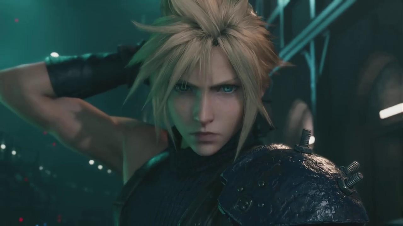 FF7 Trailer 太空戰士7 重製版 動畫預告片 Final Fantasy 7 remake! - YouTube
