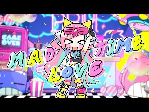 【MV】ピンキーポップヘップバーン「MAD TIME LOVE」