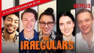 Who Is The Biggest Nerd In The Irregulars Cast? | Netflix
