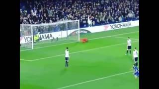 Chelsea v Tottenham Pedro goal