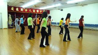 Soul Food - Line Dance (Dance & Teach)