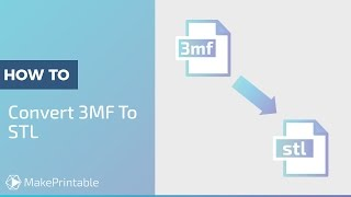 how to convert 3mf to stl online for 3d printing
