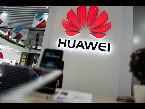 Google suspends some business with Huawei