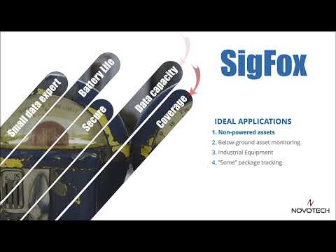 Using SigFox For IoT