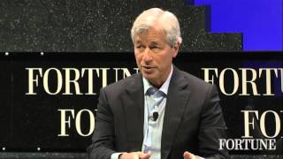 JP Morgan CEO on the Decade Ahead | Fortune