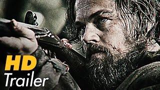 Watch :THE REVENANT Teaser Trailer (2016) Leonardo DiCaprio - الاعلان التشويقي
