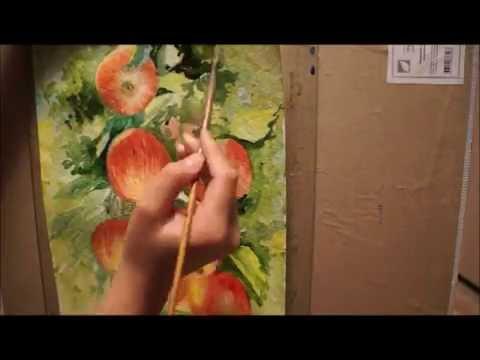 Сочные яблочки