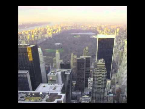 Manhattan through the eyes of the traveler