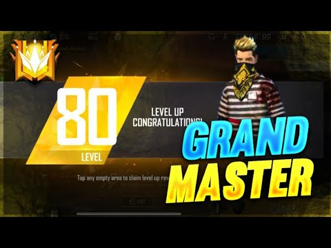 LEVEL UP 80 || FULL GAMEPLAY HIGHLIGHTS || GARENA FREE FIRE