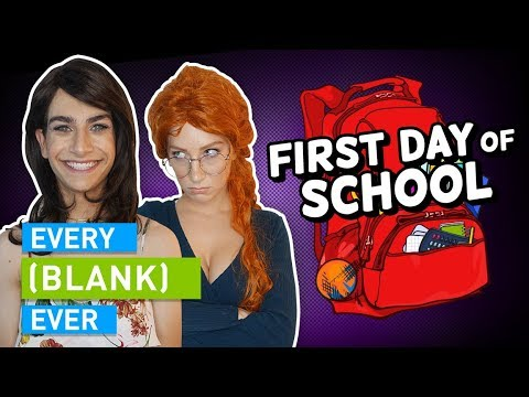 Best Guide Before Your 1st School Day!