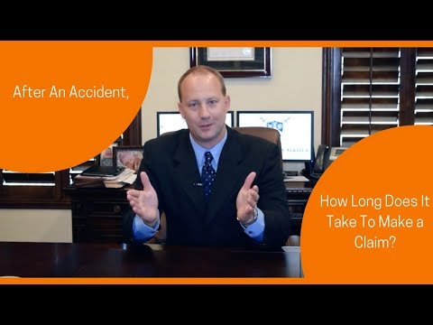 Trucking Accident:  How long does it take to make a claim?