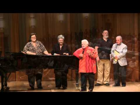 Marilyn Horne Song Competition July 18, 2015 Part 3