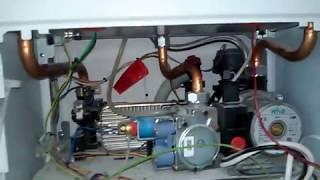 Котел не гріє воду. Чистка фільтра Bosch Gaz 6000 Ч. 1 витяг фільтра