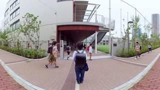 【公式】「感覚過敏の疑似体験」VR映像 screenshot 1