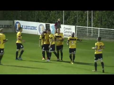 CFA Groupe D (J8) 15/10/2016 : Stade Montois 4 - 1 FC Martigues