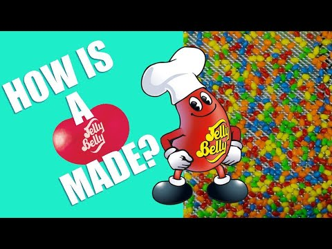 Here's How Jelly Beans Are Made