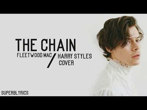 Harry Styles - The Chain (Lyrics)