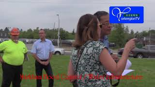 20170804, Markham Flood Control Program, Water Infrastructure