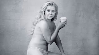 Amy Schumer and Serena Williams Strip Down for 2016 Pirelli Calendar