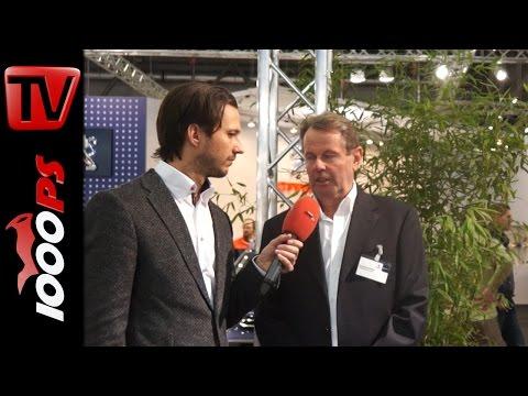 Suzuki Motorrad Neuheiten | Vienna Autoshow 2015