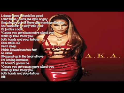 Jennifer Lopez ft Nas   Troubeaux LYRICS
