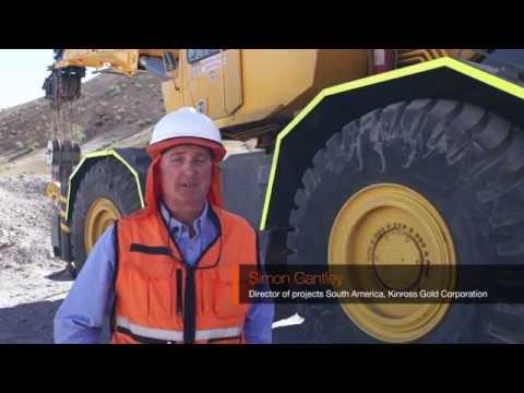 15MW recupera producción minera luego de temporal en Norte de Chile el 2015