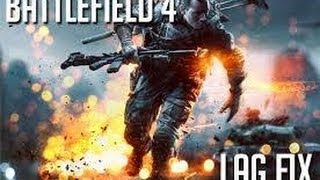 BATTLEFIELD 4 GRAPHICAL FREEZING/ LAG* OPTIONS SCREEN RUNNING SLOW FIX!!!!