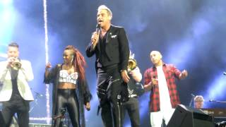 Robbie Williams - PinkPop Festival - Road To Mandalay - 13.06.2015