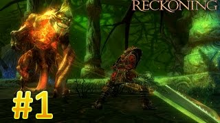 Kingdoms of Amalur: Reckoning. #1. Мини разбор классов.