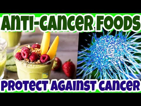 Protect YOU AGAINST CANCER By Eating These 4 AntiCANCER Foods To Drop Your CANCER Rates Dramatically