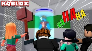 EVERYONE TURNS AGAINST ME AFTER MAKING THE BEAST RAGE QUIT! -- ROBLOX Flee the Facility