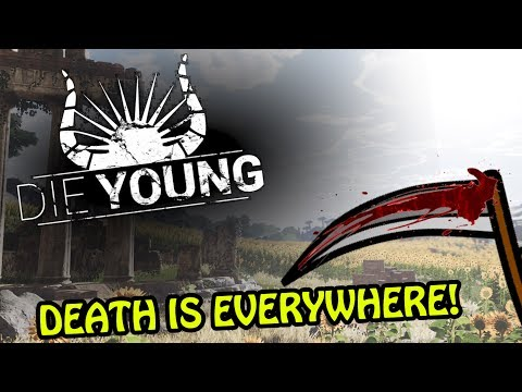 EVERYTHING WANTS TO KILL ME?! - Die Young Gameplay | Die Young Early Access #1