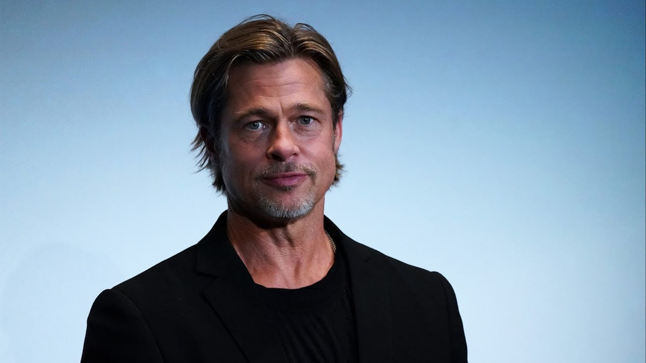 God, Brad Pitt Is So Good at This