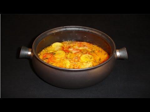 Curso de Cozinha Brasileira - Bacalhau Capixaba