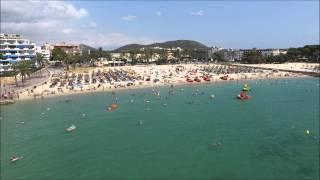 Santa Ponsa beach, Mallorca, Playa Santa Ponça